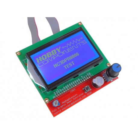 ramps compatible smart lcd controller module