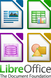 Libreoffice icon mix